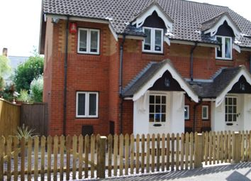 Thumbnail 3 bed semi-detached house to rent in Park Road, New Milton