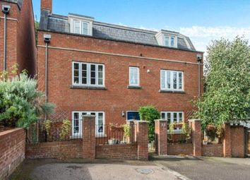 Thumbnail 5 bed detached house for sale in Sylvan Mews, Ingress Park, Greenhithe, Kent