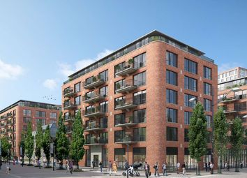 Thumbnail 3 bed flat for sale in Duke Of Wellington Avenue, London