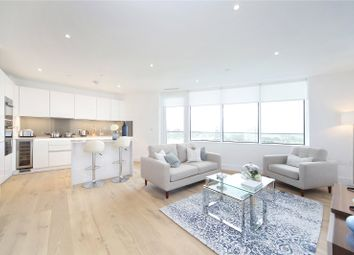 Thumbnail 2 bed flat to rent in Lombard Wharf, Battersea, London