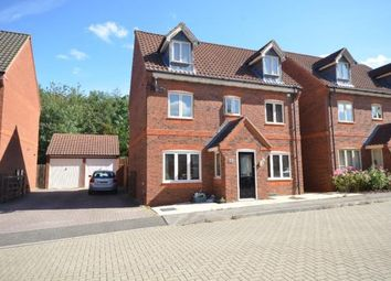 Thumbnail 4 bed detached house to rent in Loughton, Milton Keynes