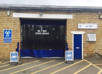 Thumbnail Parking/garage to let in Kingsway Industrial Estate, Luton