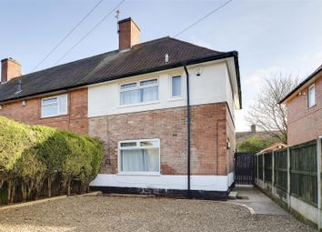 3 bed end terrace house for sale in Fenwick Road, Broxtowe, Nottinghamshire NG8