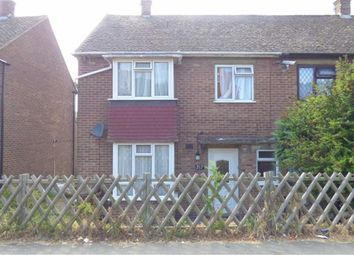 Thumbnail 3 bed semi-detached house for sale in Carnation Road, Strood, Rochester
