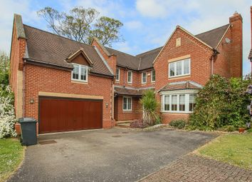 Thumbnail 5 bed detached house for sale in Audley Close, Great Gransden, Sandy