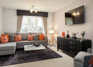 """Thumbnail 3 bedroom semi-detached house for sale in """"The Alfold Himscot Showhome"""" at Sachel Court Drive, Alfold, Cranleigh"""
