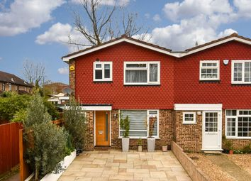 Thumbnail 3 bed end terrace house to rent in Britannia Road, Surbiton