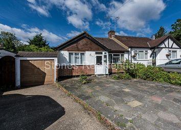 Thumbnail 2 bed semi-detached bungalow for sale in Richmond Gardens, Harrow Weald, Harrow