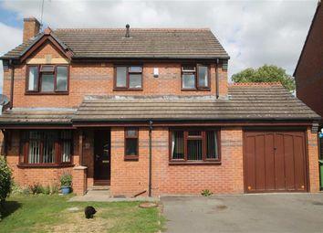 Thumbnail 4 bed detached house for sale in Ash Lea, Shrewsbury, Shrewsbury
