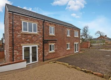 Thumbnail 3 bed detached house for sale in New Road, Old Snydale, Pontefract