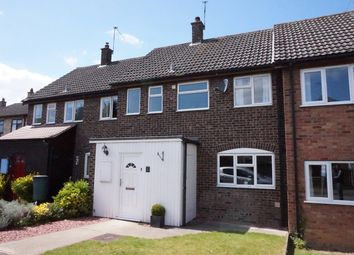 Thumbnail 3 bed terraced house for sale in Millside, Hales, Norwich