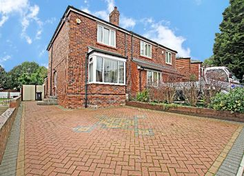 Thumbnail 2 bed semi-detached house for sale in Whiston, Rotherham