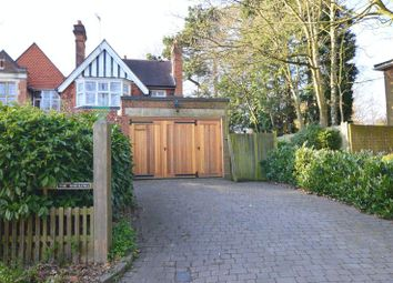 Thumbnail 3 bed semi-detached house to rent in Mount Park Road, Harrow-On-The-Hill, Harrow
