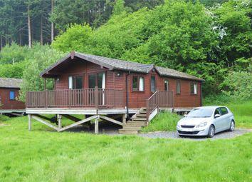 Thumbnail 2 bed detached bungalow for sale in Clifford Bridge Park, Drewsteighnton, Exeter