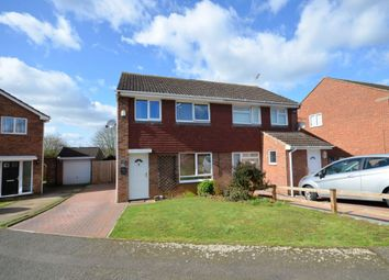 3 bed semi-detached house for sale in Cowgill Close, Cherry Lodge, Northampton NN3