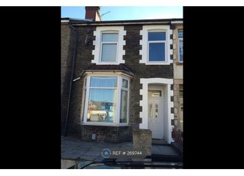 Thumbnail 5 bed terraced house to rent in Oliver Terrace, Pontypridd
