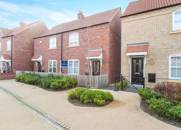 Thumbnail 2 bed terraced house for sale in Attringham Park, Kingswood, Hull