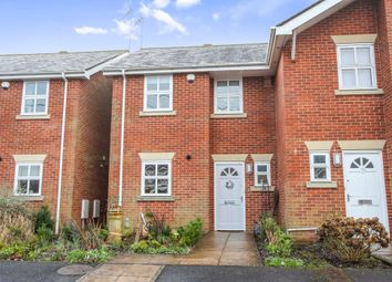 Thumbnail 3 bed semi-detached house for sale in Alexandra Road, Fordingbridge