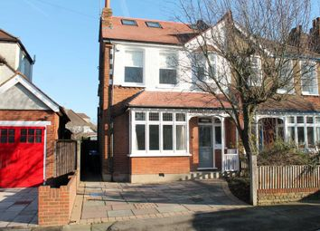 Thumbnail 5 bed semi-detached house for sale in Orchard Avenue, New Malden