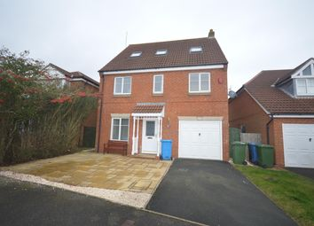 Thumbnail 5 bed detached house for sale in The Intake, Scarborough