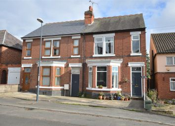 Thumbnail 4 bedroom semi-detached house for sale in Overdale Road, New Normanton, Derby