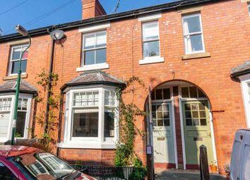 Thumbnail 3 bed terraced house for sale in Longner Street, Shrewsbury
