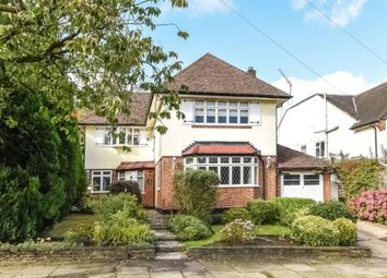 Thumbnail 4 bedroom detached house for sale in Priory Close, Totteridge