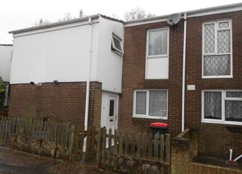 Thumbnail 3 bed terraced house to rent in Teasel Close, Crawley