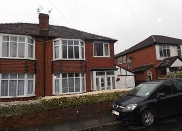 Thumbnail 3 bed semi-detached house for sale in Stand Avenue, Whitefield, Manchester, Greater Manchester