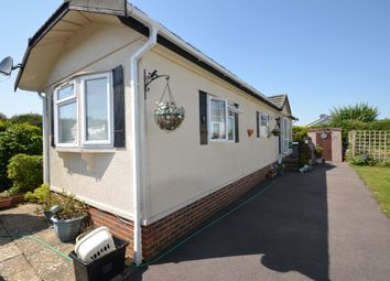 Thumbnail 2 bed mobile/park home for sale in Eighth Avenue, Lower Kingswood