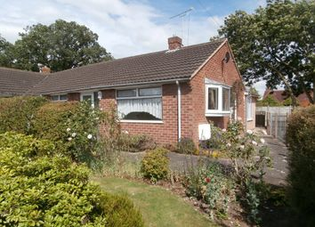 Thumbnail 2 bedroom semi-detached bungalow to rent in Bellfield, Tanworth-In-Arden, Solihull