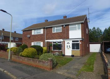 Thumbnail 3 bed semi-detached house to rent in Duke Drive, Clapham