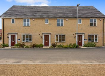Thumbnail 3 bedroom terraced house for sale in Broadbeach Gardens, Stalham, Norwich