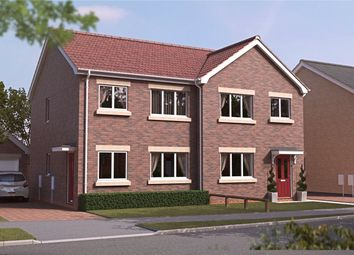 Thumbnail 3 bed semi-detached house for sale in The Drummond Deluxe, Lumley Fields