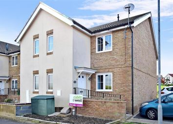 Thumbnail 2 bed terraced house for sale in Sarnia Close, Peacehaven, East Sussex