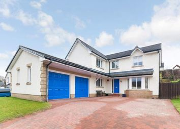 Thumbnail 4 bedroom detached house for sale in Rosebank Place, Dullatur, North Lanarkshire