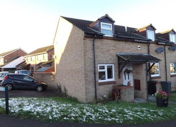 Thumbnail 1 bed end terrace house for sale in Jubilee Avenue, Cam, Dursley, Gloucestershire