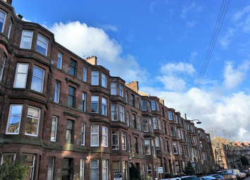 Thumbnail 2 bed flat to rent in Dudley Drive, Hyndland