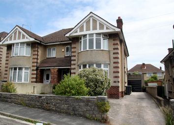 Thumbnail 3 bed semi-detached house for sale in The Drive, Weston-Super-Mare