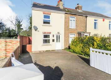 2 bed end terrace house for sale in London Road, Long Sutton, Spalding PE12