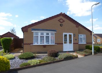 Thumbnail 3 bed detached bungalow to rent in The Sidings, Long Sutton, Spalding