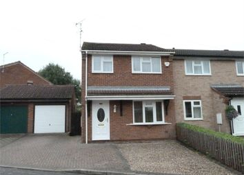 Thumbnail 3 bed semi-detached house to rent in Pine Close, Lutterworth
