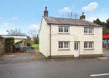 Thumbnail 2 bed detached house for sale in Castle Terrace, Sennybridge, Brecon, Powys