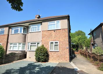 Thumbnail 2 bed maisonette to rent in Transmere Close, Petts Wood, Orpington