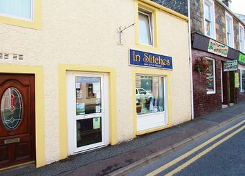 Thumbnail 1 bedroom terraced house for sale in 'in Stitches' Queen Street, Stranraer