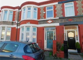 Thumbnail 4 bed terraced house to rent in Beverly Road, Wavertree, Liverpool, Merseyside