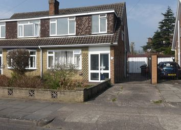 Thumbnail 3 bed semi-detached house to rent in Rydal Avenue, Long Eaton, Long Eaton