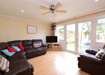 Thumbnail 4 bed semi-detached house for sale in Carisbrooke Close, Hornchurch, Essex