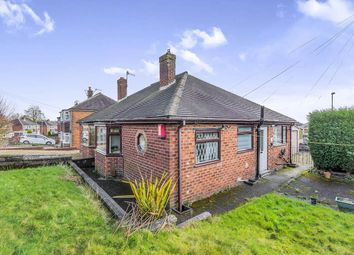 Thumbnail 2 bedroom bungalow for sale in Clanway Street, Tunstall, Stoke-On-Trent