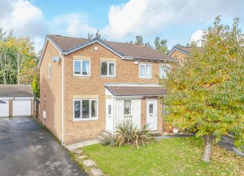 Thumbnail 3 bed semi-detached house for sale in Heatherdale Road, Tingley, Wakefield